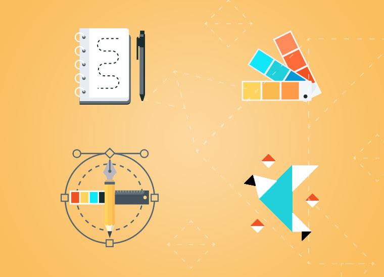 Corporate Design für Unternehmen, Bkomm Media