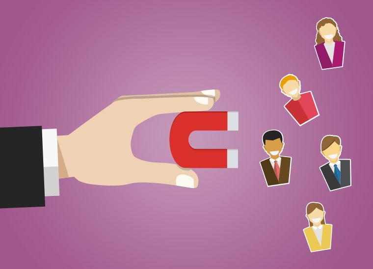Employer Branding im Wettbewerb, Mitarbeiter binden, Bkomm Media