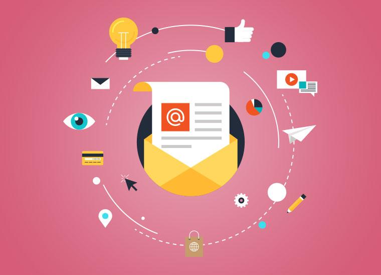 E-Mail-Marketing, Online Marketing, Bkomm Media