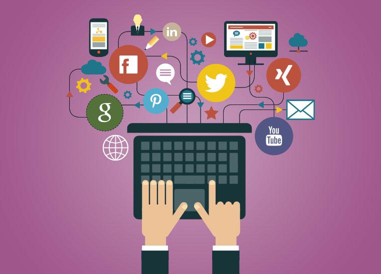 Social Media, Online Marketing, Bkomm Media