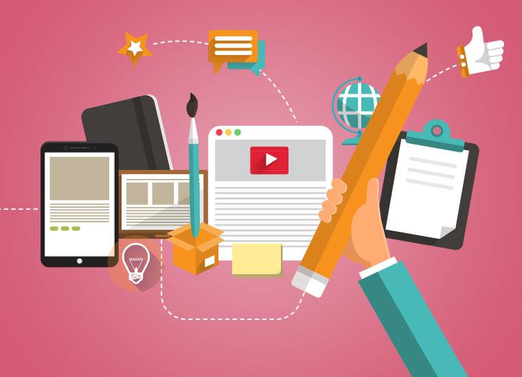 Content Marketing für B2B-Unternehmen, Bkomm Media
