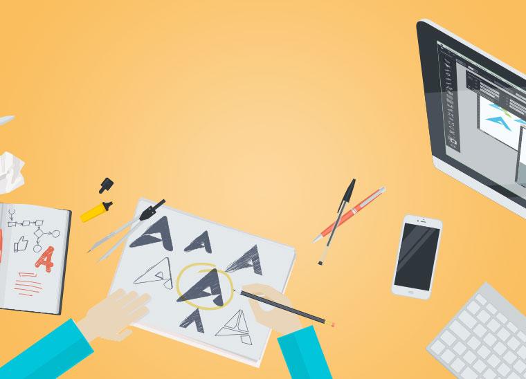 Logo Redesign, Logogestaltung, Grafik Design, Bkomm Media