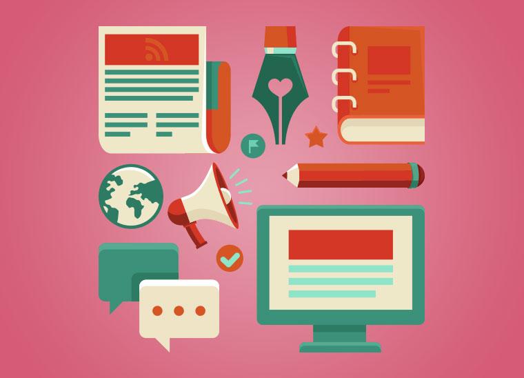 5 Tipps für das Verfassen von Blog-Artikeln, Bkomm Media