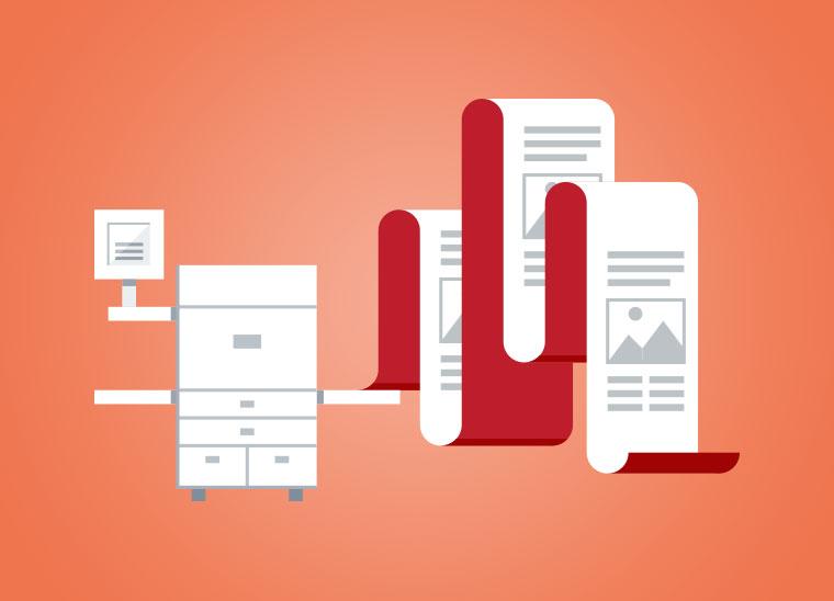 Offset- Digitaldruck, das richtige Druckverfahren, Bkomm Media