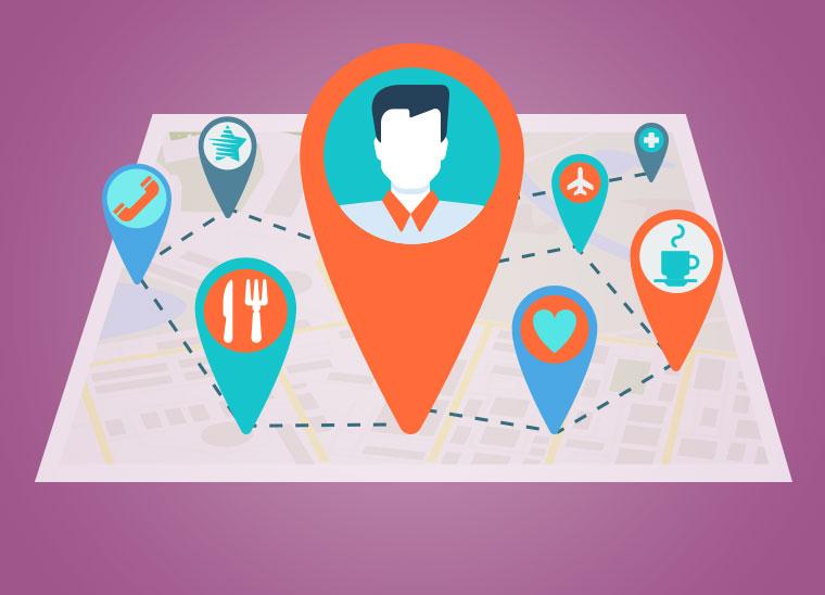 Mit Geomarketing effektiver werben, Bkomm Media