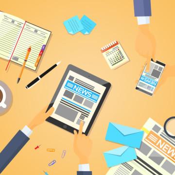 Print-Anzeigen optimal gestalten, Anzeigen optimal gestalten, Bkomm Media