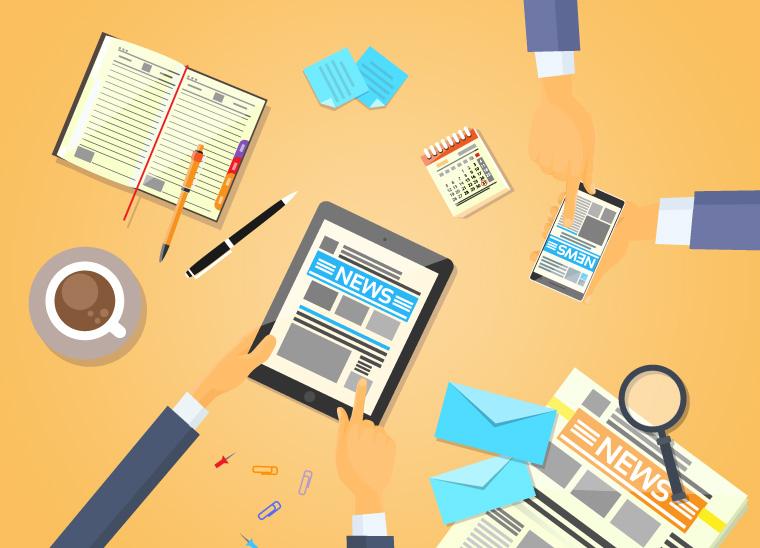 Print-Anzeigen, Anzeigen gestalten, Bkomm Media