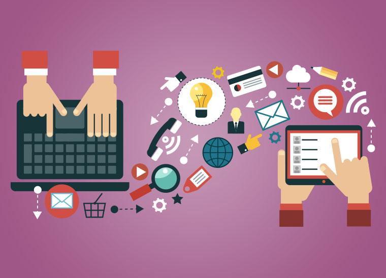 Online-Marketing im B2B, Bkomm Media