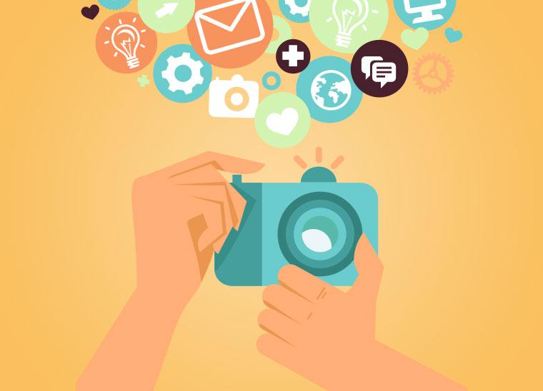 Fotos finden in Bilddatenbanken, Bilddatenbank, Bkomm Media