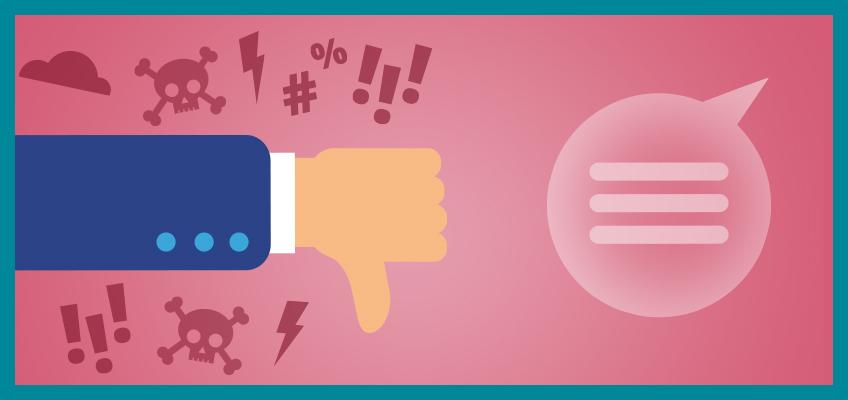 Kritische Post im Social Media, Bkomm