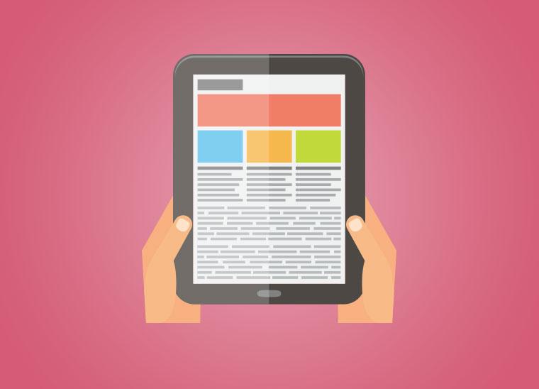 Digitale Prospekte, Bkomm Media, Kommunikation