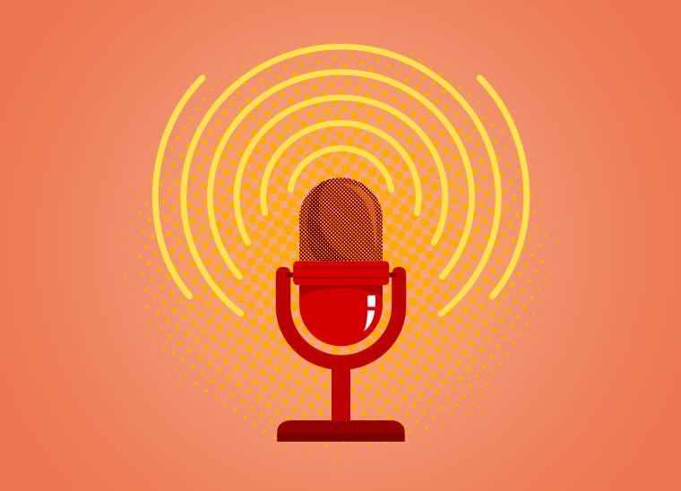 Podcast statt Video im B2B, Bkomm