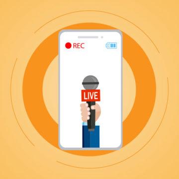 Live Videos in Social Media, Bkomm