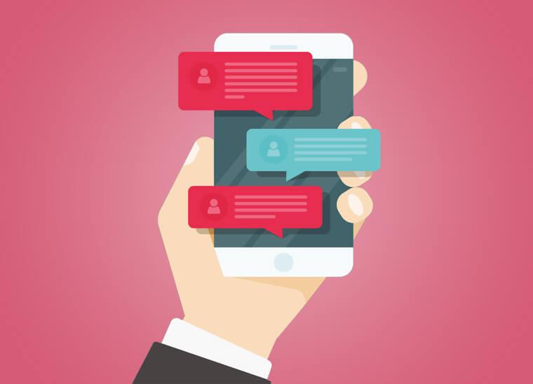 Messaging im B2B, WhatsApp für Unternehmen, Bkomm
