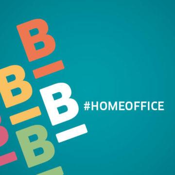 Lieblings B im Home Office